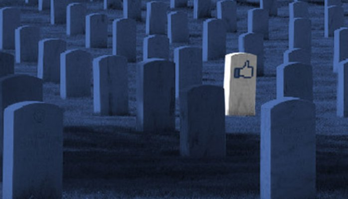 Facebook ist tot. Ja ne, is klar.