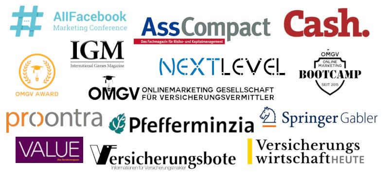 MarKo Petersohn AllFacebook AssCompact Cash procontra pfefferminzia Springer Value Versicherungsbote Versicherungswirtschaft